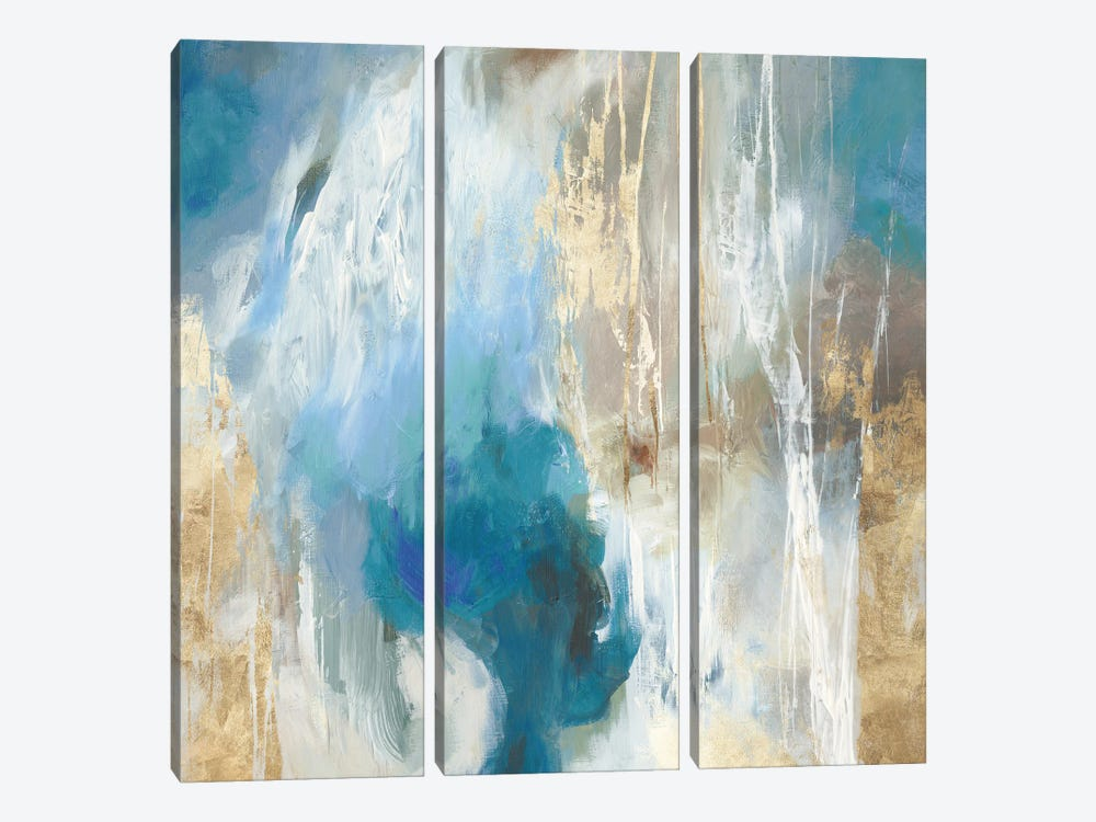 A Moment of Relection by Tom Reeves 3-piece Canvas Art