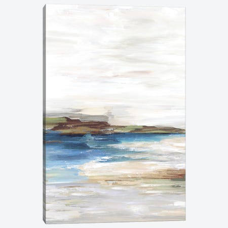Distant Lands II Canvas Print #TOR347} by Tom Reeves Art Print