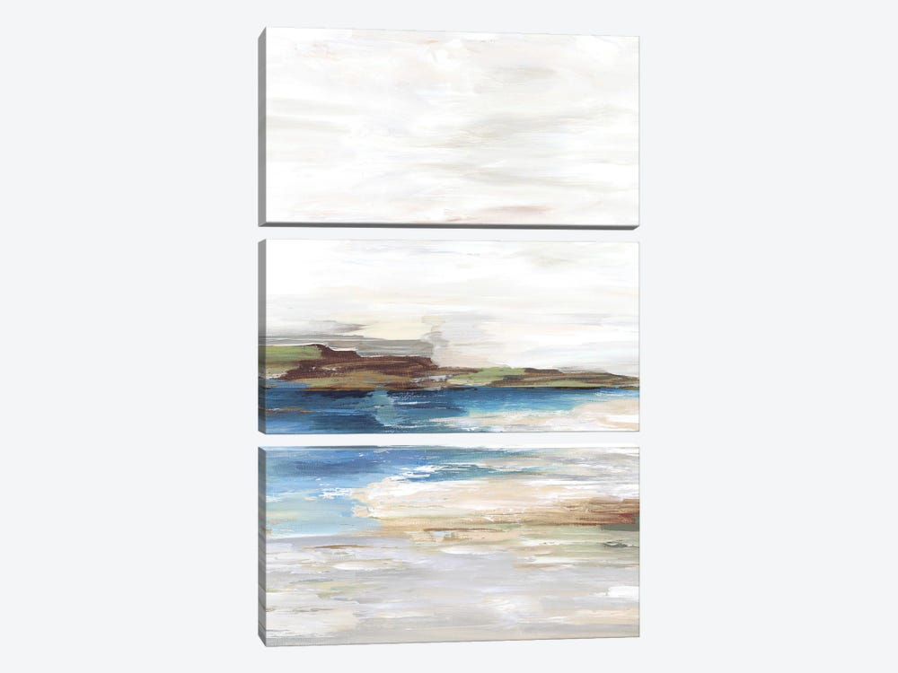 Distant Lands II by Tom Reeves 3-piece Canvas Art