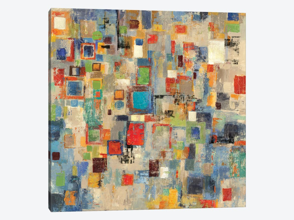 Complexity by Tom Reeves 1-piece Canvas Art