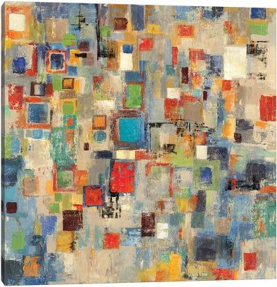 Complexity Canvas Art Print
