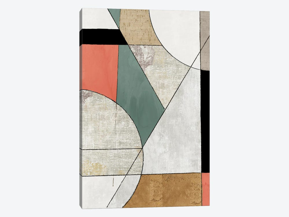 Folding Together II by Tom Reeves 1-piece Canvas Print