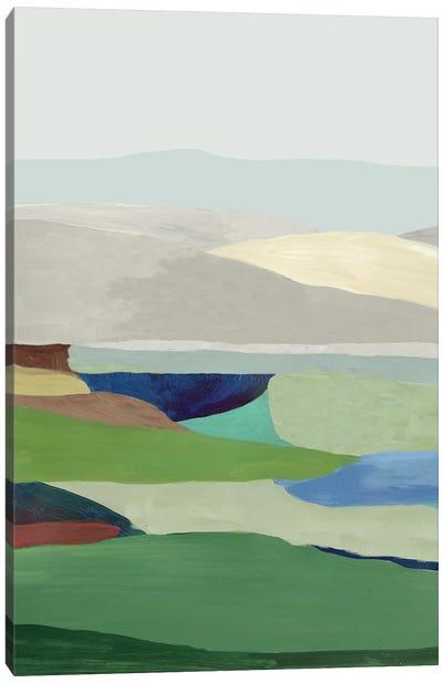 Free Land II Canvas Art Print