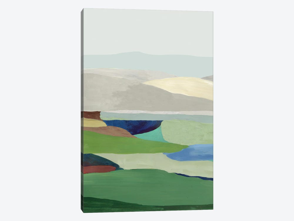 Free Land II by Tom Reeves 1-piece Canvas Artwork