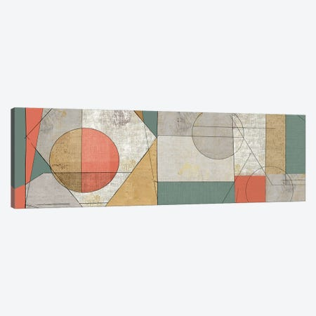 Geometry of Life Canvas Print #TOR357} by Tom Reeves Canvas Art