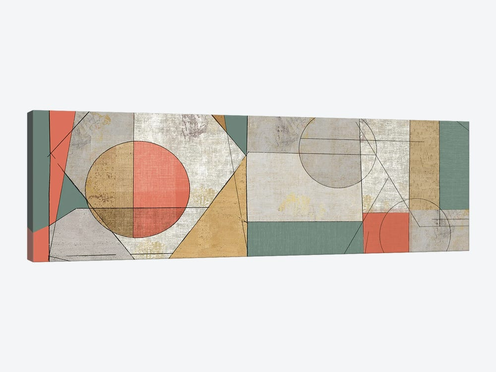 Geometry of Life by Tom Reeves 1-piece Canvas Art Print