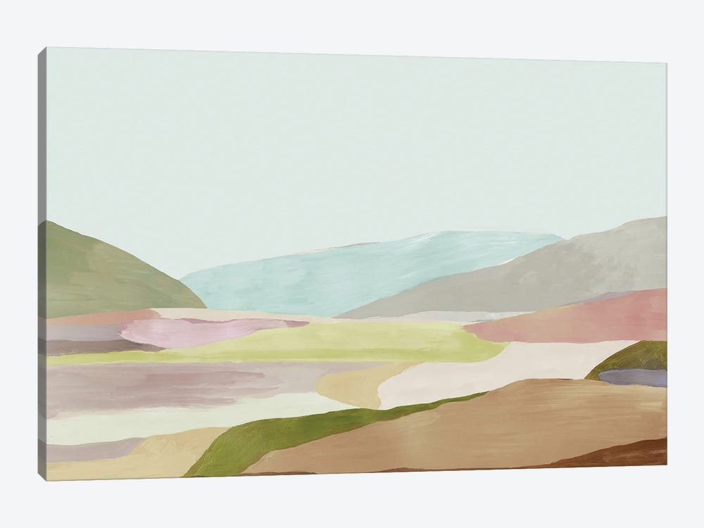 Hills of Light I by Tom Reeves 1-piece Canvas Art