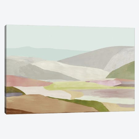 Hills of Light II Canvas Print #TOR362} by Tom Reeves Canvas Artwork