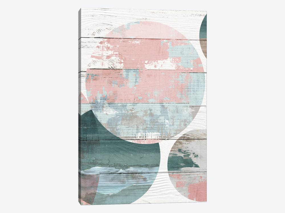 Simple Move II by Tom Reeves 1-piece Canvas Wall Art