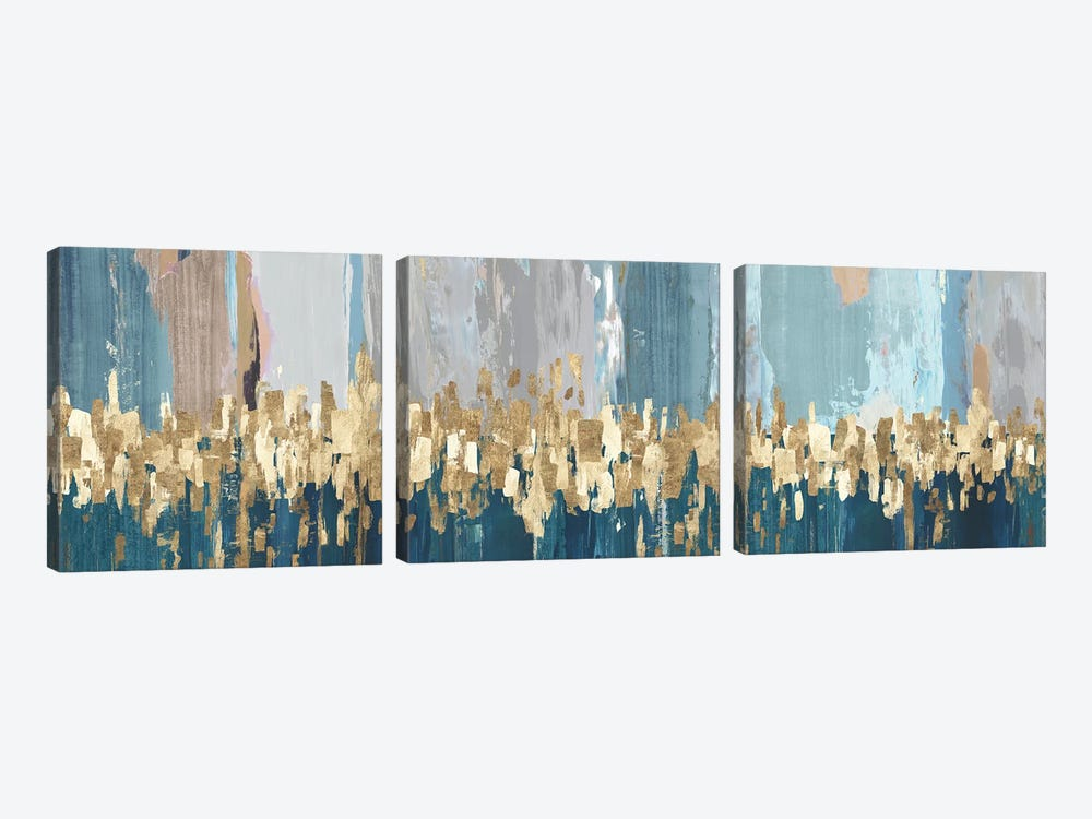 Starlight by Tom Reeves 3-piece Canvas Print