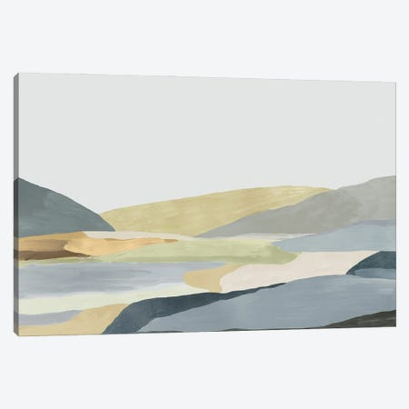 Warm Hills II Canvas Print #TOR377} by Tom Reeves Canvas Artwork