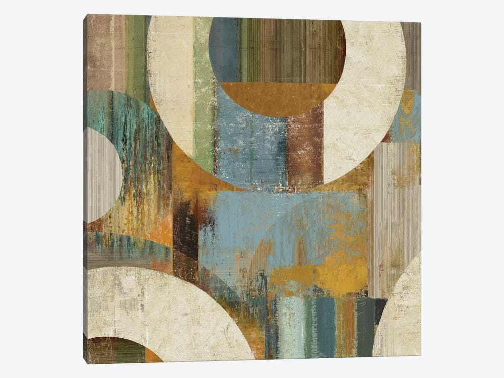 Division II by Tom Reeves 1-piece Canvas Print