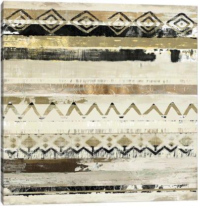African Patchwork I Canvas Art Print