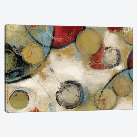 Elements Canvas Print #TOR44} by Tom Reeves Canvas Art
