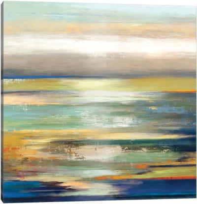 Evening Tide I Canvas Art Print