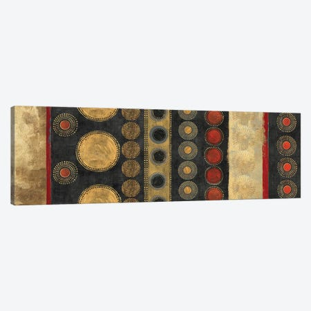 Gold Klimt Canvas Print #TOR51} by Tom Reeves Canvas Art