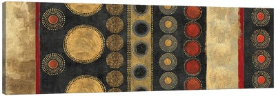 Gold Klimt Canvas Art Print