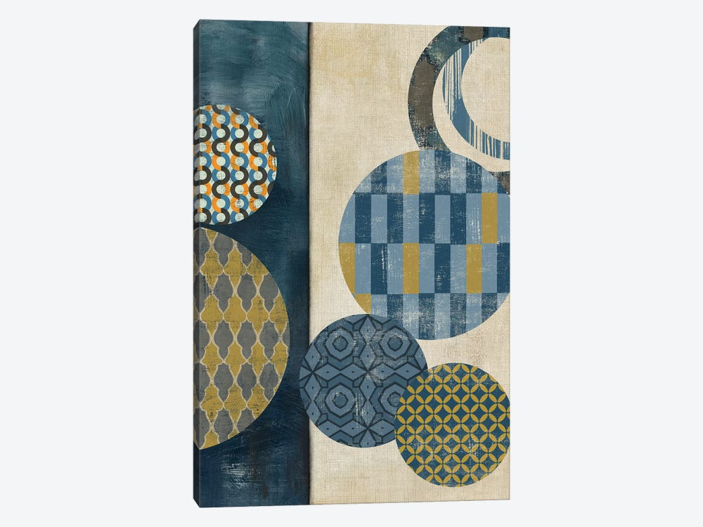 Harmony I by Tom Reeves 1-piece Canvas Wall Art