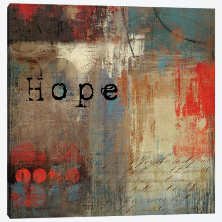 Hope Canvas Print #TOR56} by Tom Reeves Canvas Print