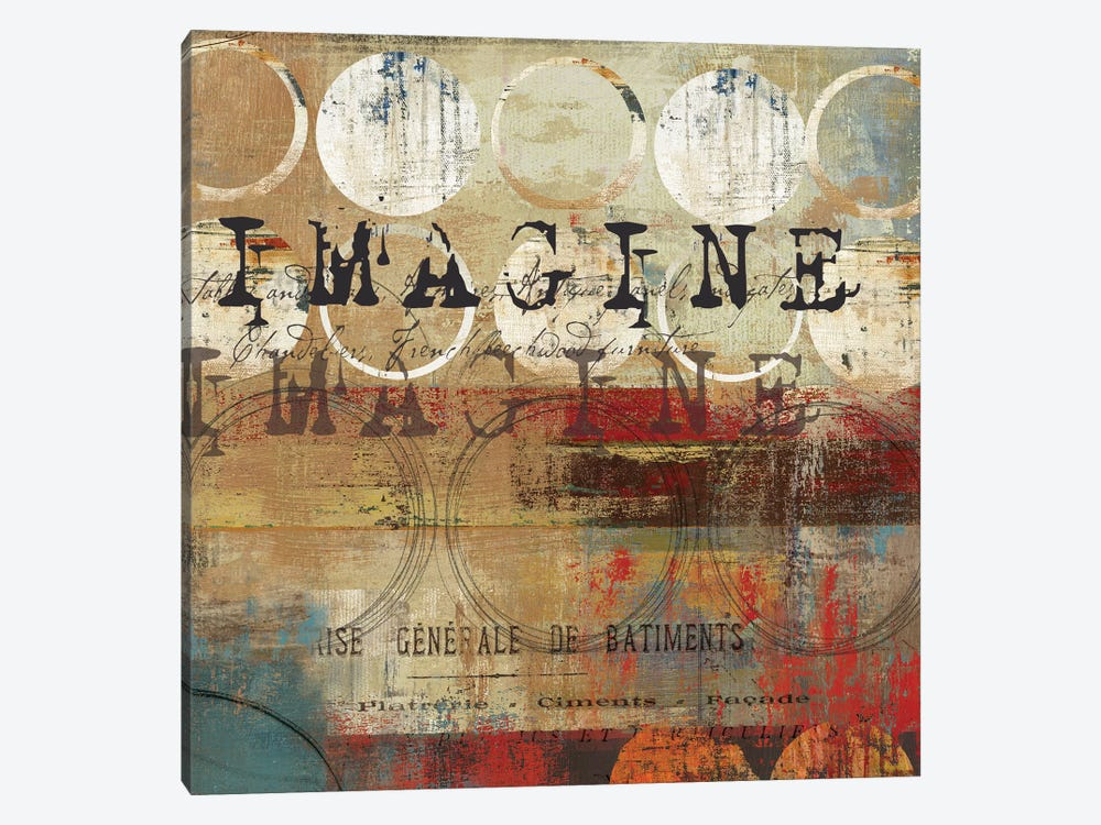 Imagine by Tom Reeves 1-piece Art Print