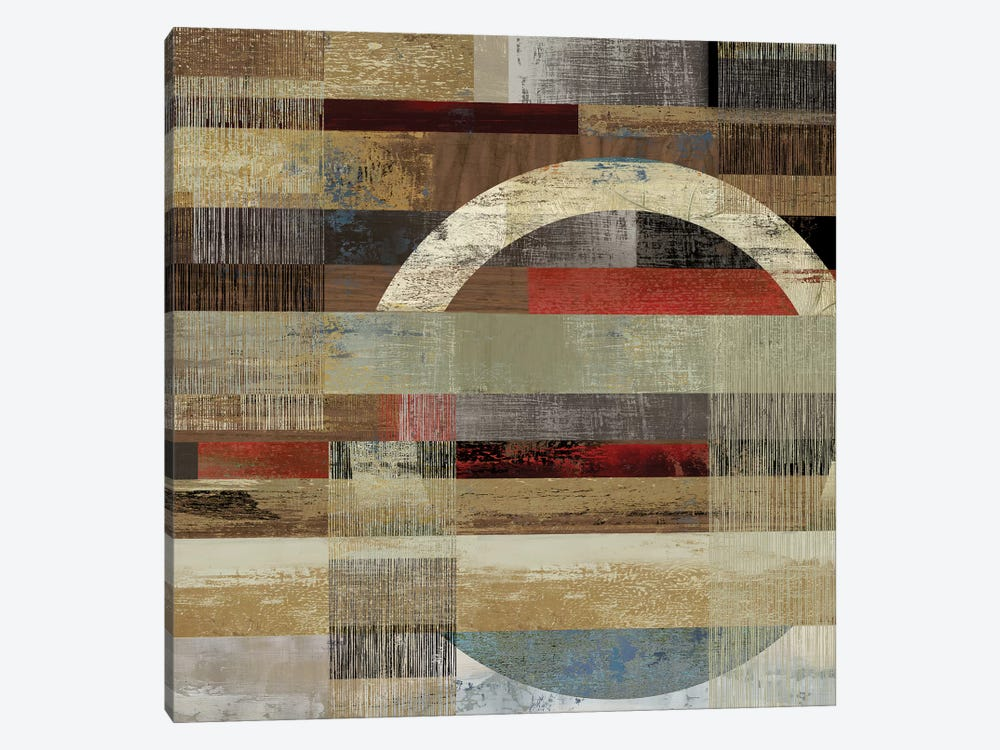 Industrial I by Tom Reeves 1-piece Canvas Art