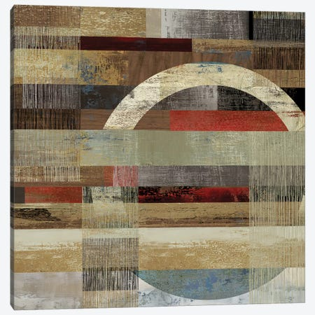 Industrial I Canvas Print #TOR61} by Tom Reeves Canvas Print
