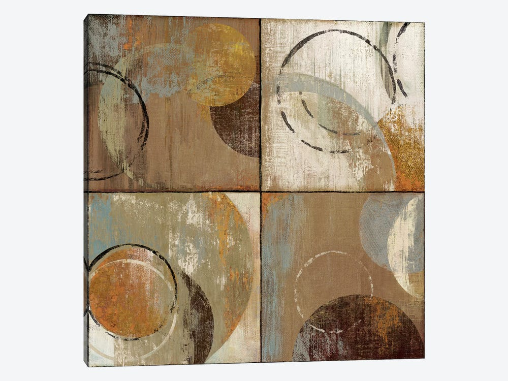 Intersection by Tom Reeves 1-piece Canvas Art Print
