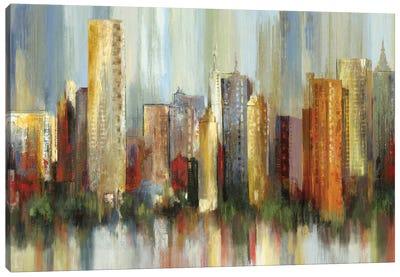 Metropolis Canvas Art Print