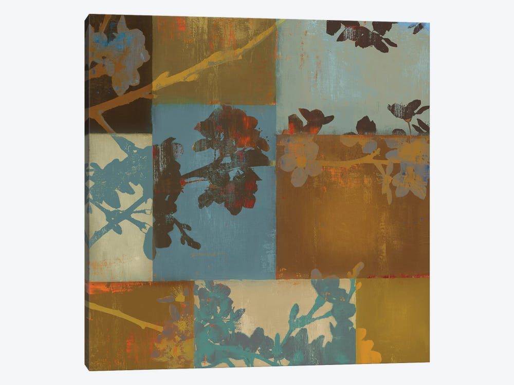 Nature Composed I by Tom Reeves 1-piece Canvas Artwork