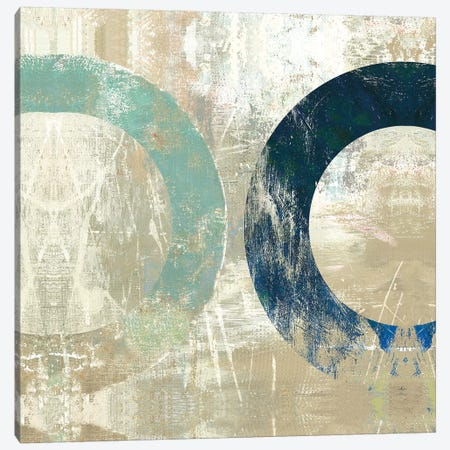 Odeon II 3-Piece Canvas #TOR92} by Tom Reeves Canvas Wall Art