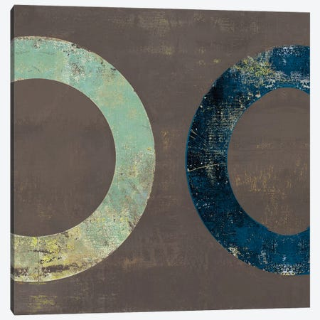 Odeon III 3-Piece Canvas #TOR93} by Tom Reeves Canvas Wall Art