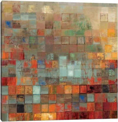 Organized Canvas Art Print