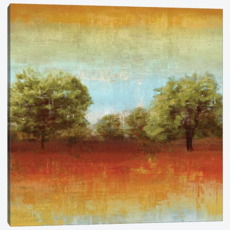 All Aglow II Canvas Print #TOR9} by Tom Reeves Art Print