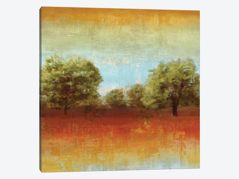 All Aglow II by Tom Reeves 1-piece Canvas Art