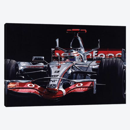 Alonso Canvas Print #TOS1} by Todd Strothers Canvas Artwork