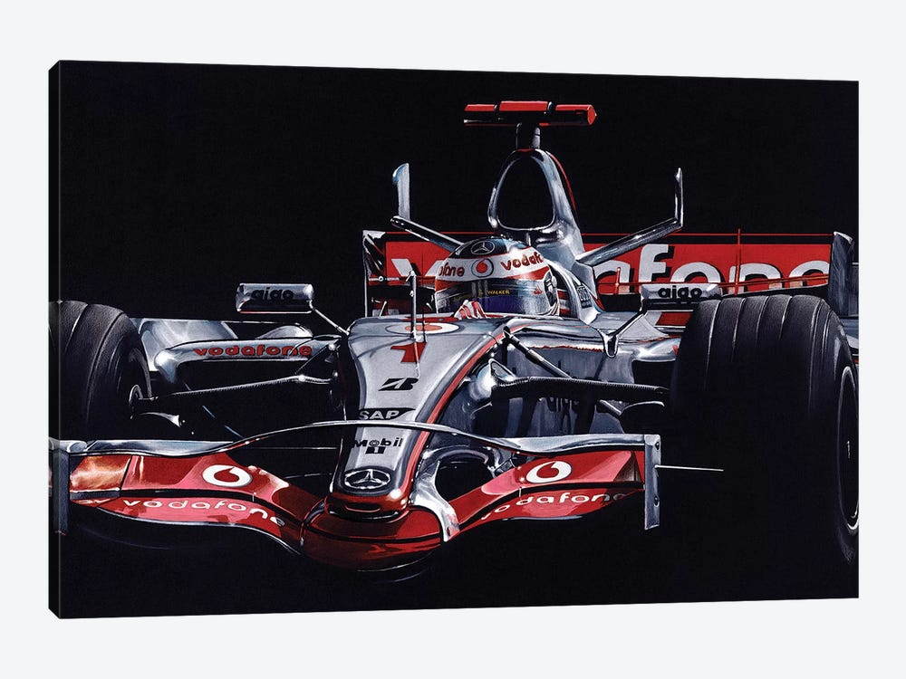Alonso by Todd Strothers 1-piece Canvas Print