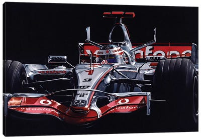 Alonso Canvas Art Print
