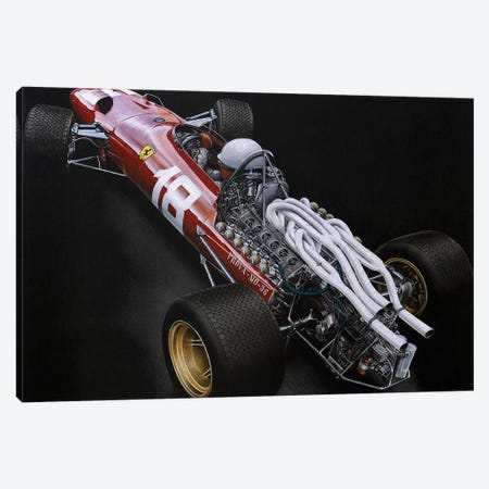 Bandini Canvas Print #TOS2} by Todd Strothers Canvas Wall Art