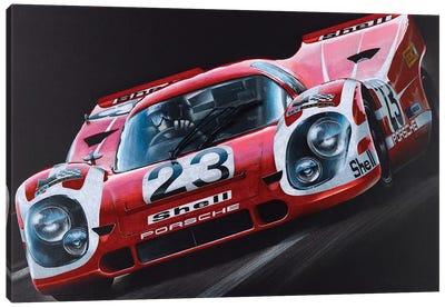 Porsche 917 Canvas Art Print