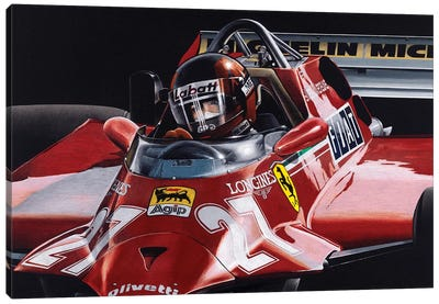 Villeneuve Canvas Art Print