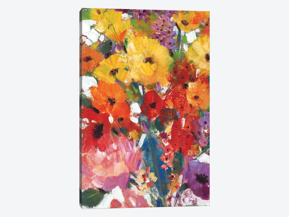 Fresh Floral II by Tim OToole 1-piece Art Print