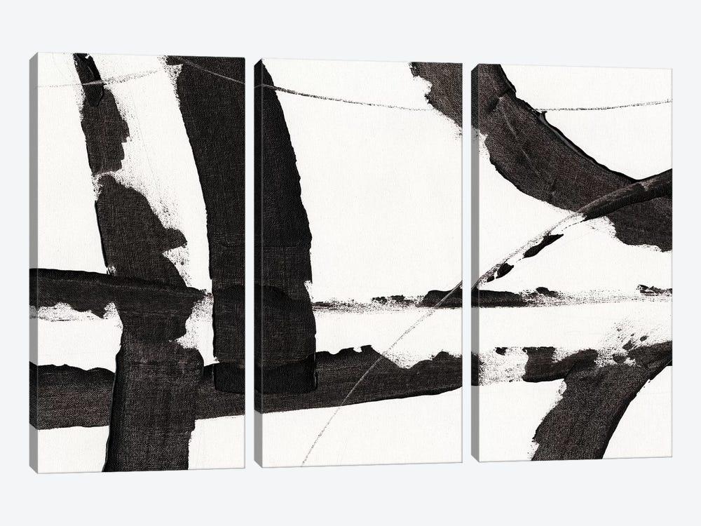 Obsidian Harmony I by Tim OToole 3-piece Canvas Art