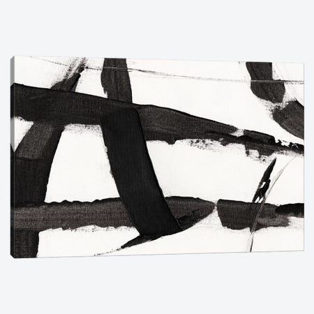 Obsidian Harmony II Canvas Print #TOT114} by Tim OToole Canvas Artwork