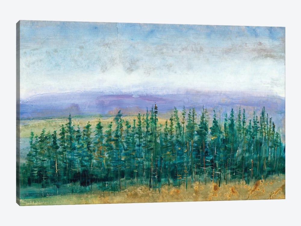 Pine Tops II by Tim OToole 1-piece Canvas Print
