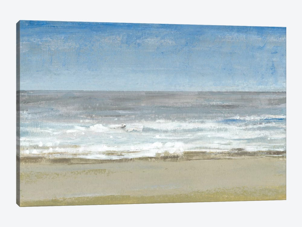 Beach Walking Day I by Tim O'Toole 1-piece Art Print