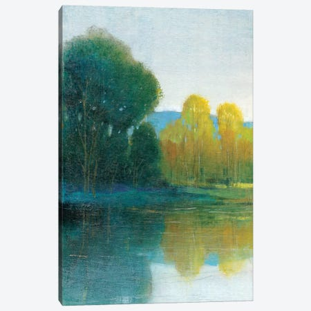 Last Light I Canvas Print #TOT137} by Tim OToole Canvas Artwork
