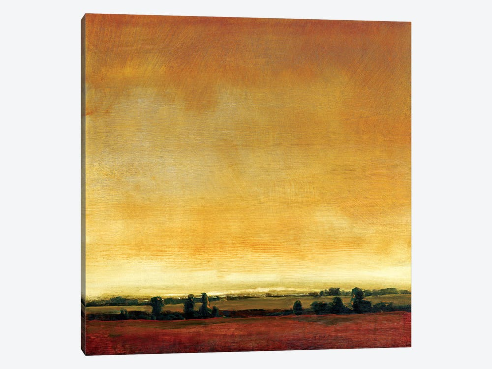 Radiant Sky I 1-piece Canvas Wall Art