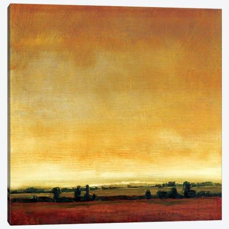 Radiant Sky I Canvas Print #TOT14} by Tim OToole Canvas Art Print