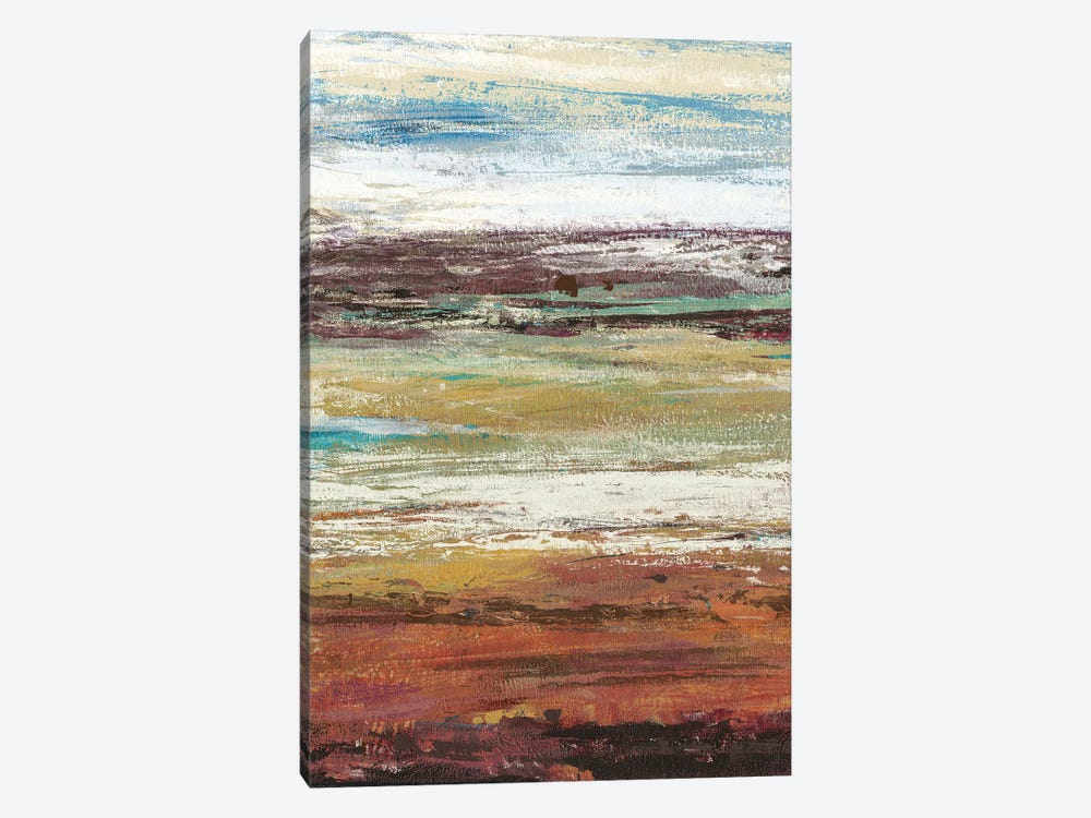 Plum Vista I by Tim OToole 1-piece Canvas Artwork