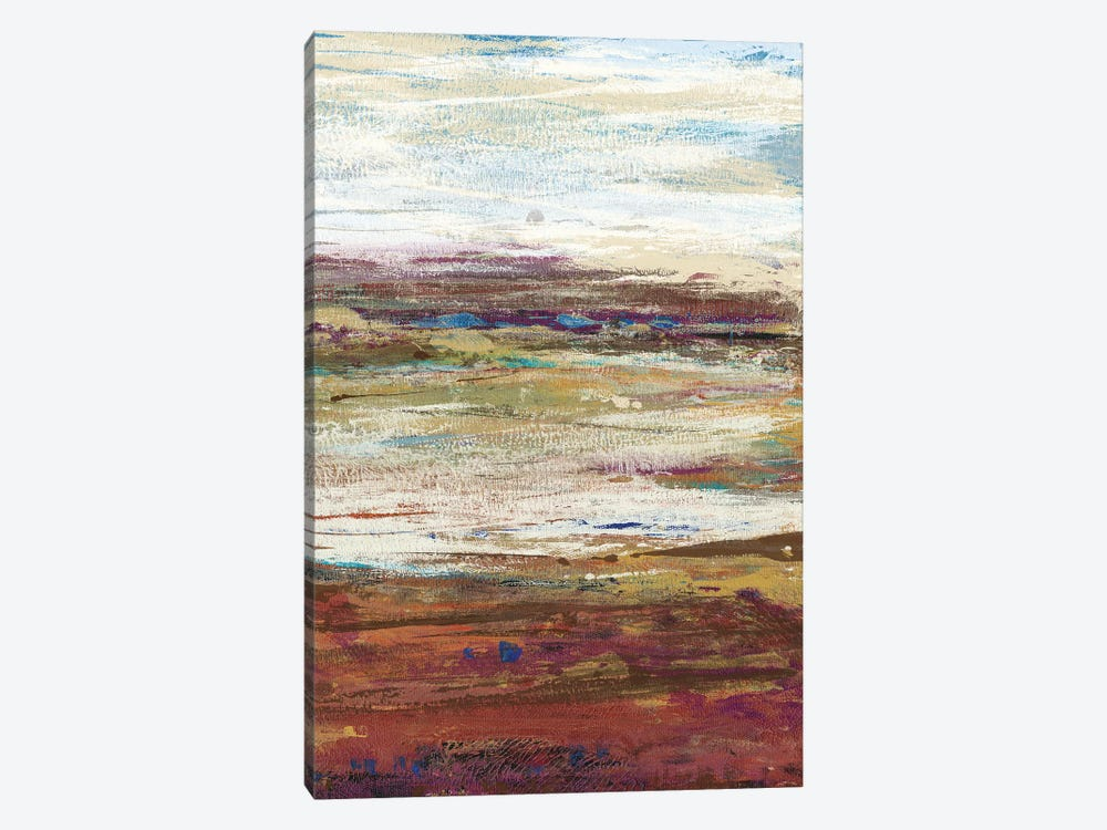 Plum Vista III by Tim O'Toole 1-piece Canvas Wall Art